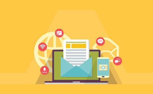 construire liste email