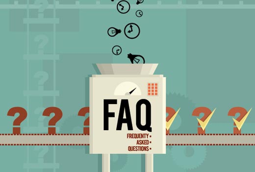 faq section wp